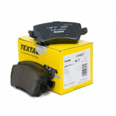 LR043285 2449601 Textar Premium Rear Brake Pad Set